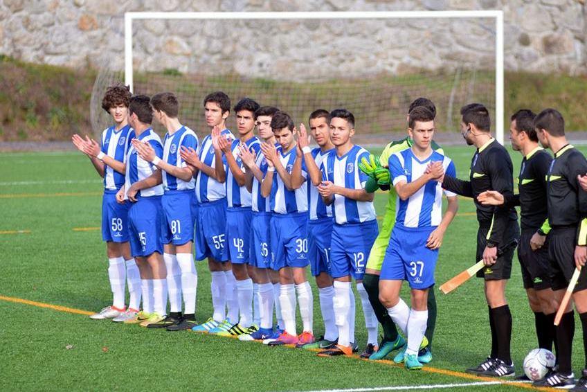 "Juvenis ""A"" bateram Ferreirense por 7-0!"