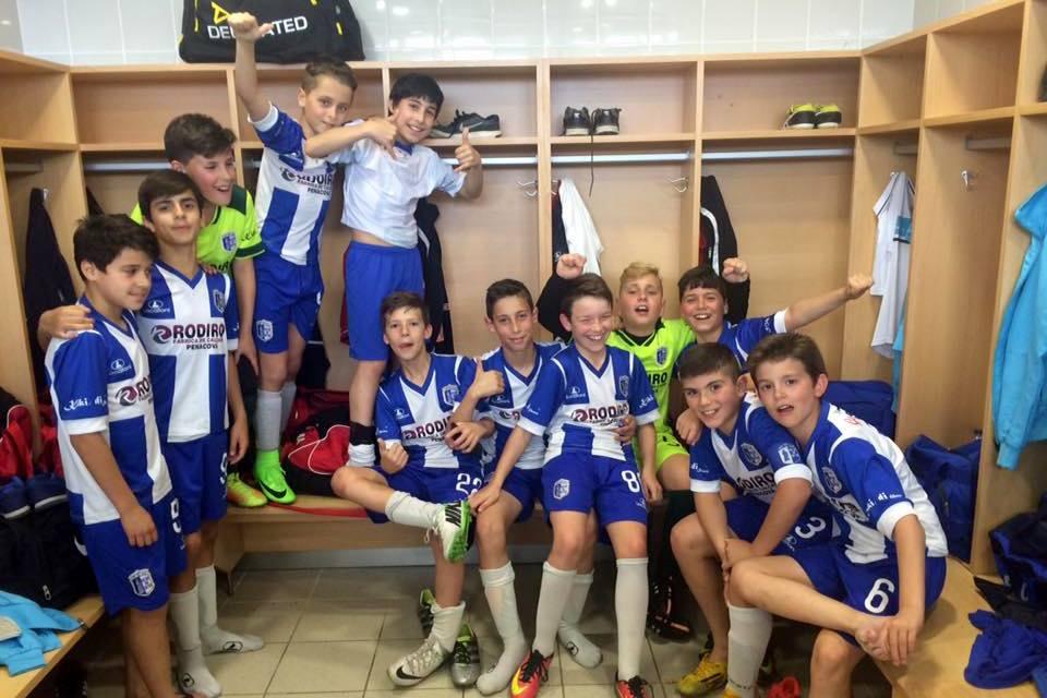 FC Vizela presente em vários torneios de Páscoa