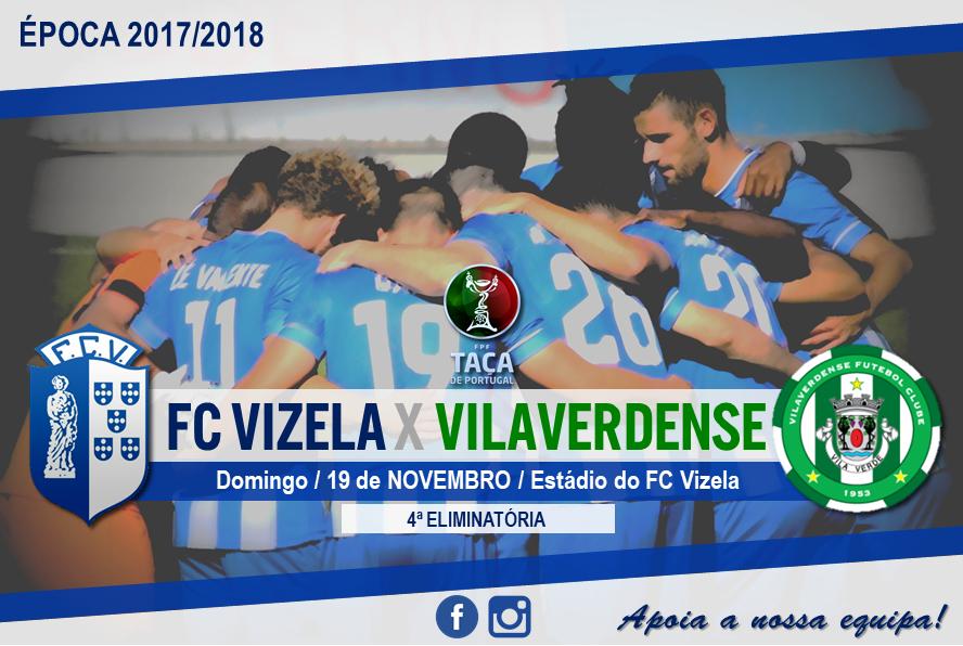 Vilaverdense é o próximo adversário na Taça