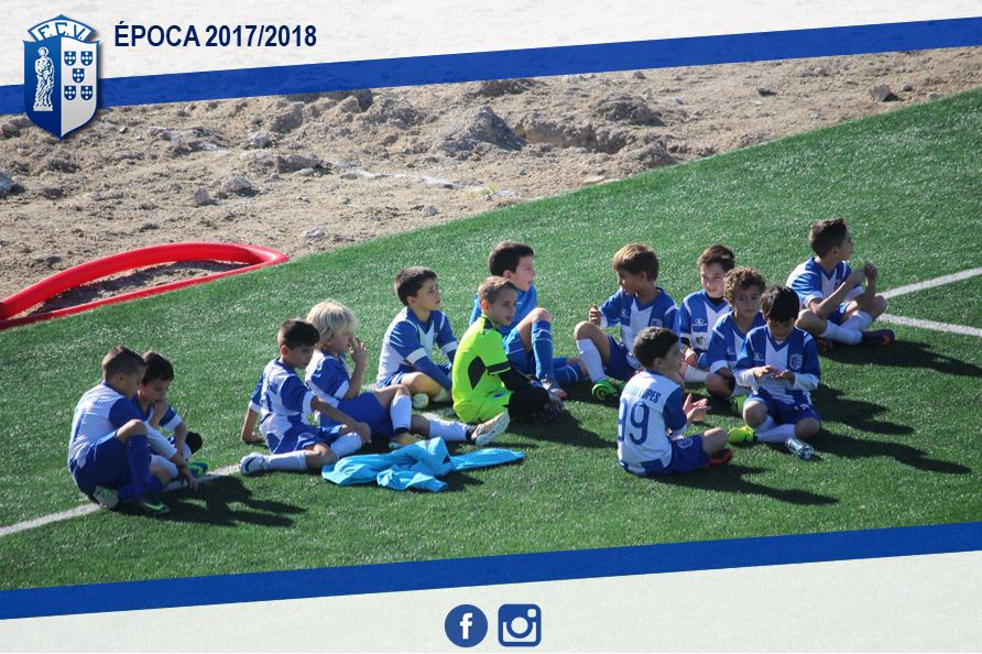 Sporting atento a jovens talentos do FC Vizela