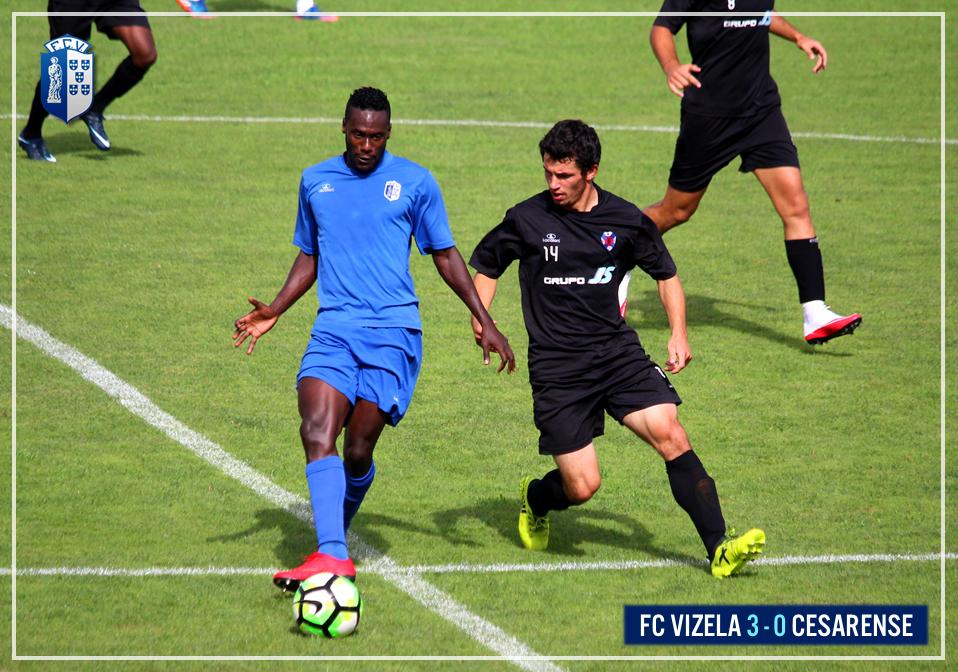 FC Vizela terminou pré-época com vitória