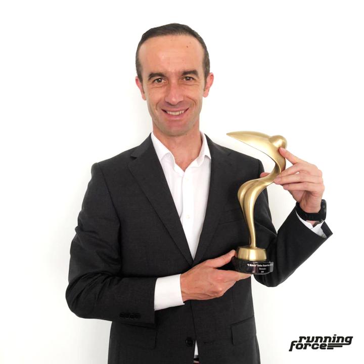 Rui Ferreira distinguido como Treinador do Ano