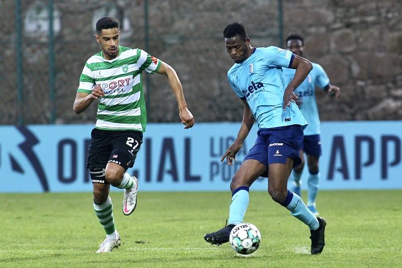 FC Vizela somou mais um ponto na sua caminhada